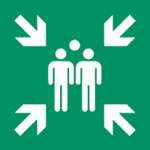 Rettungszeichen Herne und Umgebung